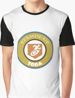 Stamin-up Graphic T-Shirt