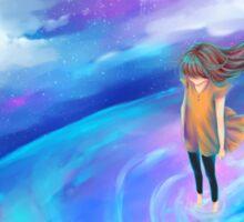 Lucy in the sky with diamonds Sticker