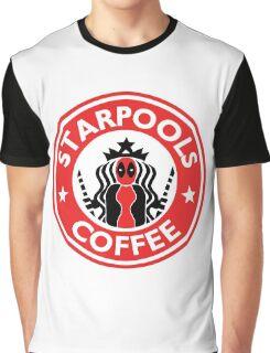 Starpool's Coffee Graphic T-Shirt