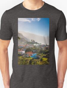 sunset over the Madiera T-Shirt
