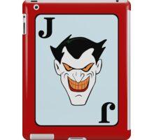 Joker Card iPad Case/Skin
