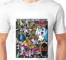 Meet you at Disneyland Unisex T-Shirt