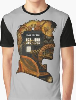 Doctor Who - TimeSpace & Smith Graphic T-Shirt