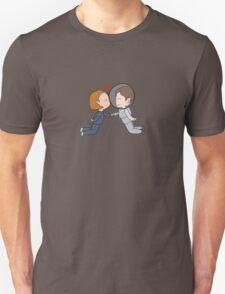 Space Nerds in Love Unisex T-Shirt