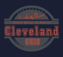 Cleveland Ohio United States of America by KZiegman