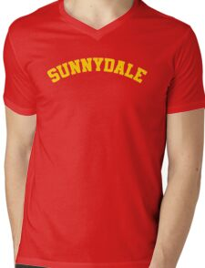 Sunnydale High School Tee Mens V-Neck T-Shirt