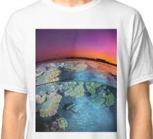 Dusk at the Red Sea Reef Classic T-Shirt