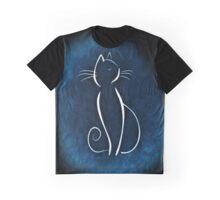 elegant cat  Graphic T-Shirt