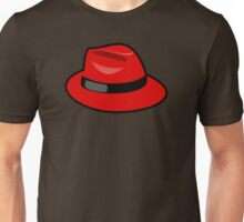 Red fedora - Where is Carmen? Unisex T-Shirt