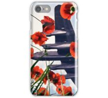 On my way home iPhone Case/Skin