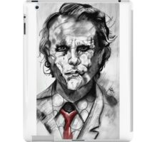 Why The Long Face iPad Case/Skin