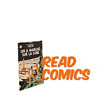 Read Comics Photographic Print