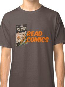 Read Comics Classic T-Shirt
