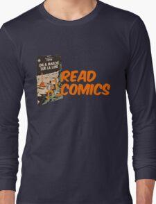Read Comics Long Sleeve T-Shirt