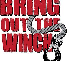 Bring out the winch! by jeepstyletees