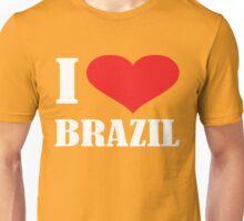 I LOVE BRAZIL Unisex T-Shirt