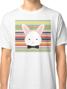 Cute Rabbit Head Classic T-Shirt