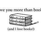 Bookish Valentine by Booky1312