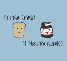 Bread+ Nutella Kids Tee
