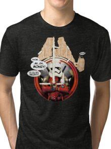 Show me da Tacos! Tri-blend T-Shirt