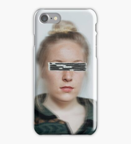 their spiritless eyes and heads left low iPhone Case/Skin