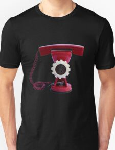 Mincer Phone by Zorro Gamarnik T-Shirt