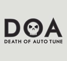 D.O.A. / Death of Auto-Tune by woahjonny