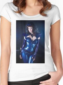 Lovely Latex Women's Fitted Scoop T-Shirt