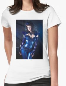 Lovely Latex Womens Fitted T-Shirt