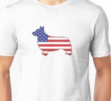 Corgi USA Unisex T-Shirt