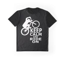 Mountain Bikes Graphic T-Shirt