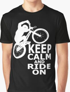 Mountain Bikes Graphic T-Shirt