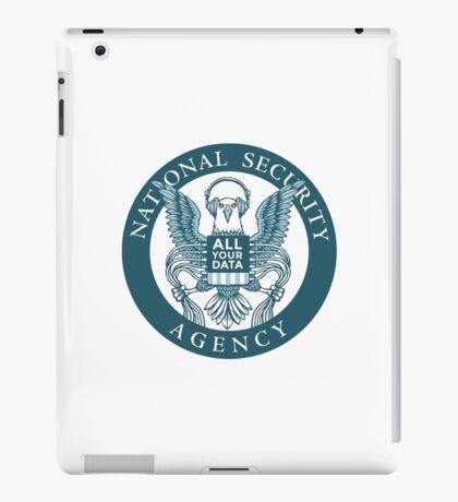 CIA Parody iPad Case/Skin