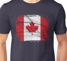 Canadian Flag Unisex T-Shirt