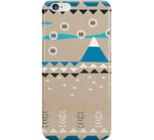 American Native Art No. 16 iPhone Case/Skin