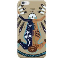 American Native Art No. 17 iPhone Case/Skin