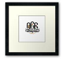 OG Maco Framed Print