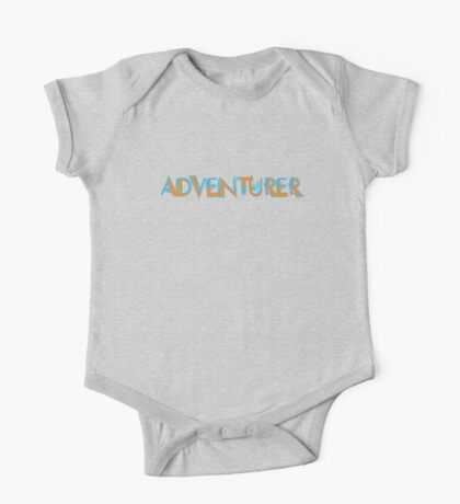 Adventurer One Piece - Short Sleeve