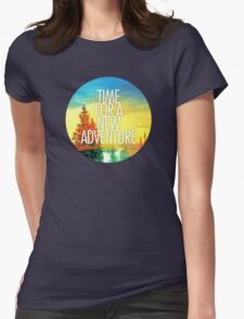 New Adventure 2.0 Womens Fitted T-Shirt