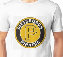 Pittsburgh Pirates Logo NL Unisex T-Shirt