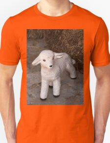 Easter little lamb Unisex T-Shirt