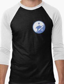 Halo: Guardians - Blue Team Men's Baseball ¾ T-Shirt