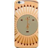 American Native Art No. 18 iPhone Case/Skin