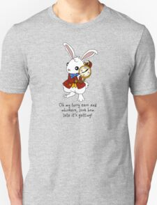 White Rabbit - Alice in Wonderland T-Shirt