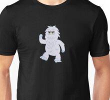 Angry Hipster Yeti Unisex T-Shirt