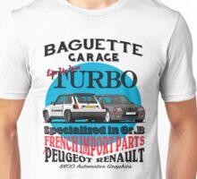 Baguette Garage Unisex T-Shirt
