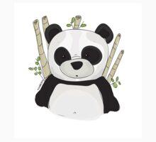 Panda Bear Kids Tee