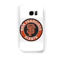 San Francisco Giants logo Samsung Galaxy Case/Skin