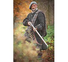 War Chieftain Photographic Print