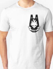 We Are ODST (Black Logo) T-Shirt